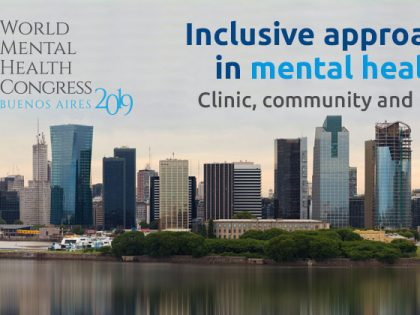 "A Buenos Aires il ""World Mental Health Congress 2019"""