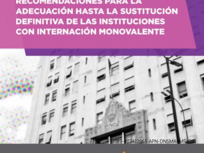In Argentina approvata una Risoluzione per l'implementazione della Legge nazionale di salute mentale