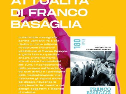 """Presentazione della riedizione del libro """"Franco Basaglia"""""""
